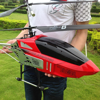 Large Aerial Wireless Helicopter 2.4g 3.5ch 200M 130CM Strong Power RC Helicopter Outside Electric RC Helicopter With Camera