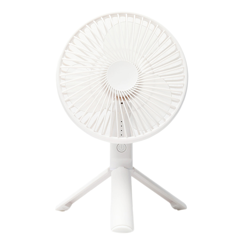 Dual Use Portable Mini Fan Natural Wind Handheld Desktop Electric Usb Charging Fan Air Cooled Home Outdoor Office Fans     - title=