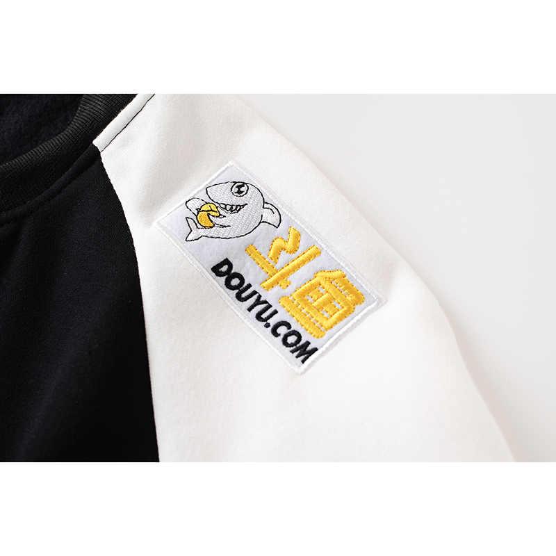 רקמת סוג!!! SK טלקום T1 LPL 2019 עונת אביב מעיל LOL skt t1 מעיל זיפן אחיד SKT ג 'רזי S9 2019 LCK קיץ