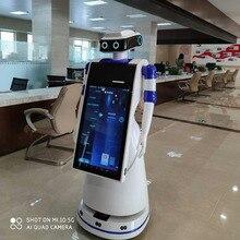Intelligente Service Robot Humanoid Service Robot Gebruikt Voor Bank Business En Hotel Welkom Service Robot Multifunctionele Robot