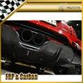 Для F56 Mini Cooper S DAG Style Ver 2 1 задний диффузор из углеродного волокна