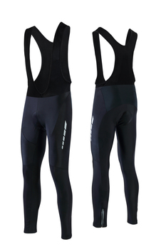 FASTCUTE 2020, pantalones largos acolchados para Ciclismo y Ciclismo con almohadilla de...