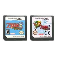 DS Video Game Cartridge Console Card The Legend of Zeldaa Phantom Hourglass For Nintendo DS 1