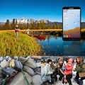 Buscador de peces Bluetooth inalámbrico portátil, Sonar, buscadores de peces, señuelo de pesca, sonda de eco, buscador de pesca, lago, mar, pesca # g30