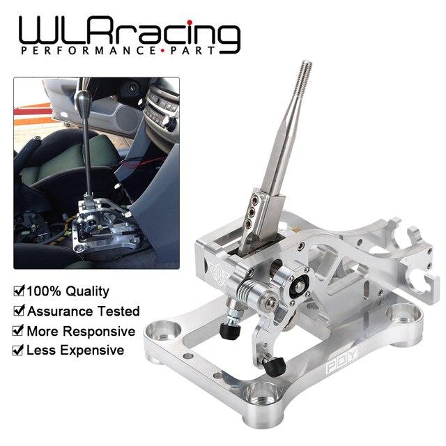 WLR Billet Shifter Box Assembly 03 07 Accord CL7 CL9 & 04 08 TSX & TL 기어 시프트 노브 쉬프터 교체 WLR PDZ002