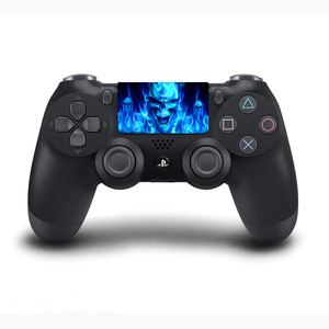 Image 5 - Niestandardowe pcv panel dotykowy winylowe naklejki dla Sony Dualshock 4 PS4 Pro/Slim kontroler Touchpad ochronna konroller skóry