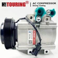 HS18 CAR A/C AC Compressor For Ford Escape 2.3L MAZDA Tribute Mercury Mariner HS18 F500LM3AA01 5L8Z19703AA 5L8Z19V703DA 10345760
