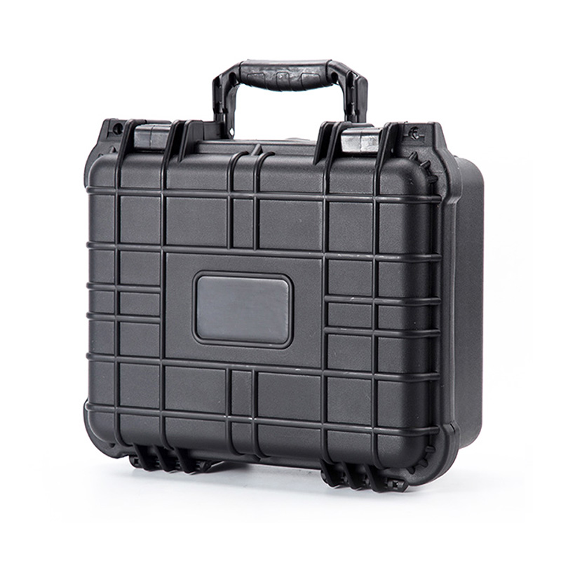 Professional Protective Tool Case Impact Resistant Safety Case Suitcase Toolbox Equipment Camera Case With Pre-cut Foam Lining