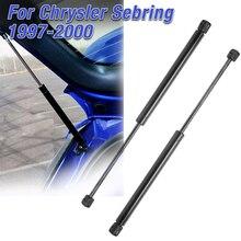 цена 2PCS For Chrysler Sebring 1997 1998 1999 2000 Rear Trunk Lift Supports Prop Struts Shocks Gas Spring Rod Damper онлайн в 2017 году