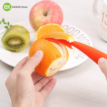 Multi-functional plastic orange peeler grapefruit convenient and practical effortless clean hygienic