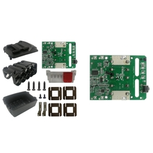 HOT Charging Protection Circuit Board PCB Board for Metabo 18V Lithium Battery Rack