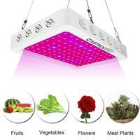 500W Plant Growth Lamp 96 LED Grow Light Full Spectrum Indoor Hydro Veg Flower Growing Panel Led Grow Light Indoor LED Lamp