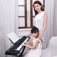 61 teclado de música chave piano eletrônico sintetizar instrumento musical profissional