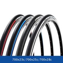 מישלן אופני צמיגי ססגוניות Ultralight כתמי 700 * 23C 700 * 25C 700 * 28C כביש אופני צמיג 700C 23C 25C 28C אופניים צמיג אופני חלקי