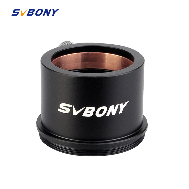 SVBONY SV148 Astronomical Telescope C-Mount Adapter T2 Male M42*0.75 Thread To 1.25