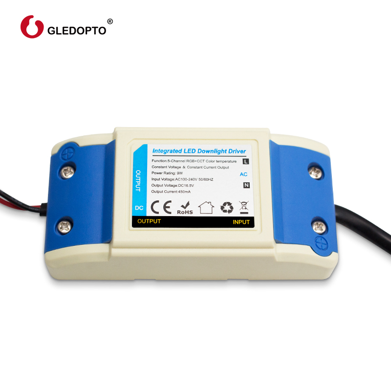 G светодиодный светильник OPTO ZIGBEE RGB + CCT AC100-240V 6 Вт/9 Вт/12 Вт Светодиодный светильник с регулируемой яркостью работает с Ecoh plus SmartThings голосовым у...