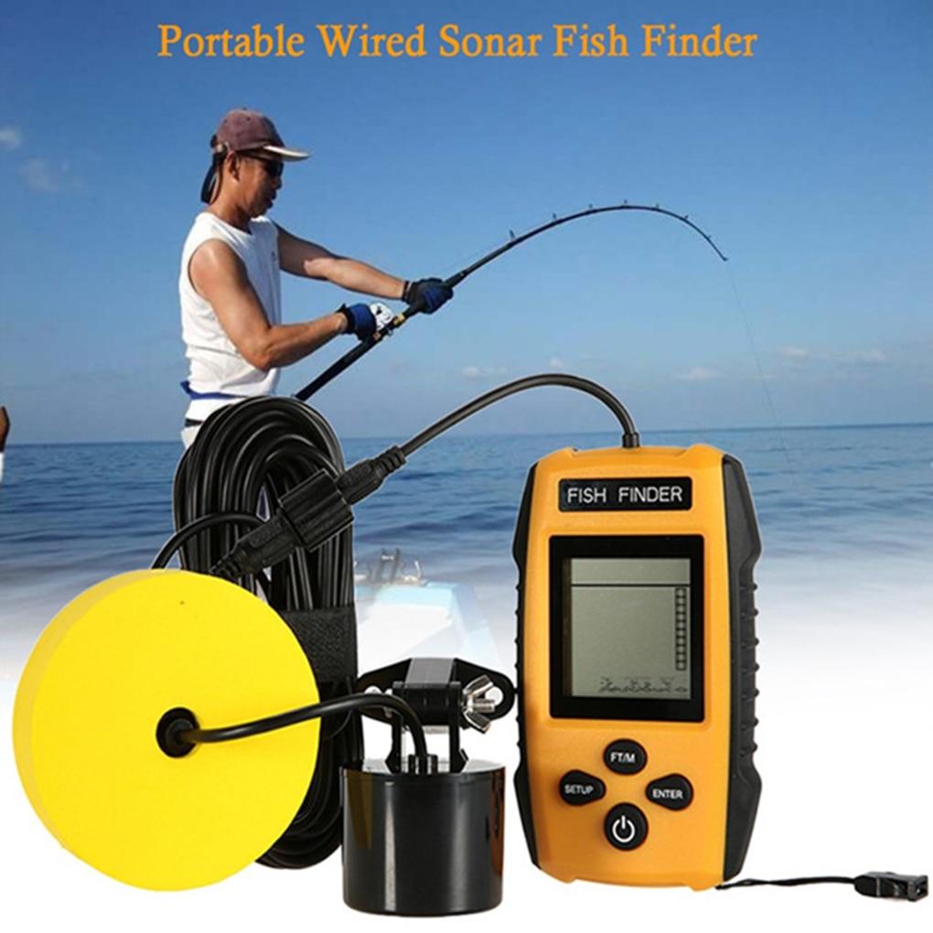aotu 100 m portatil peixe finders ferramentas 04