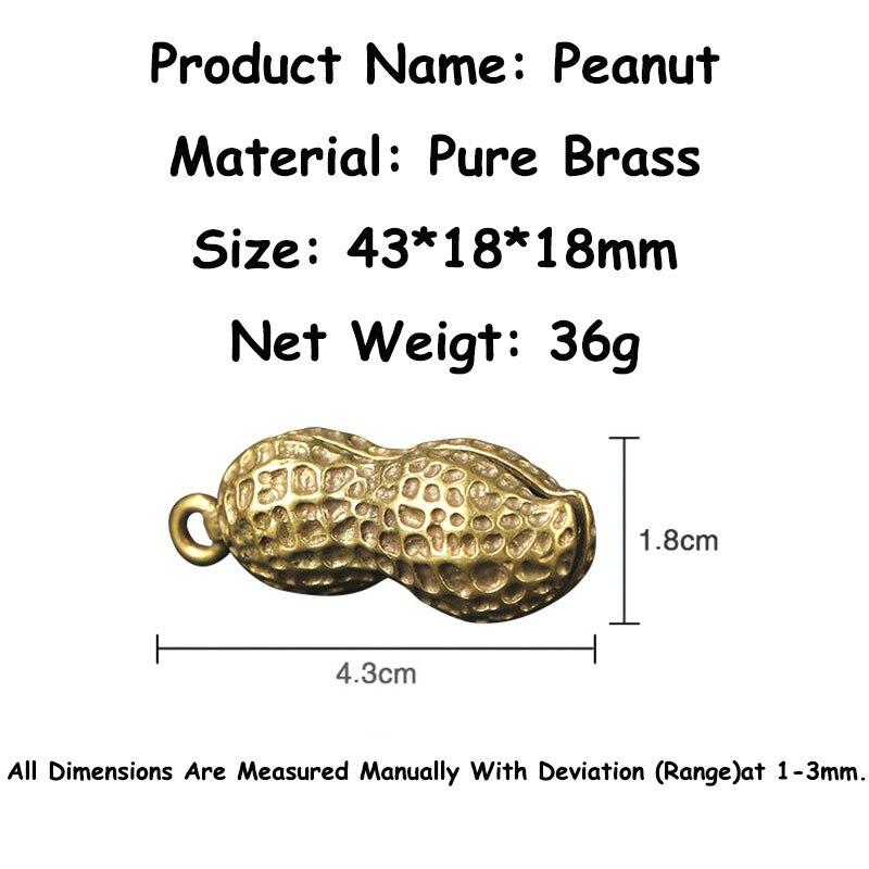 peanut pendants