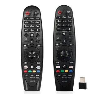Image 1 - Remote control universal for lg LCD TV MR 18 AN MR18BA AN MR19BA AN MR18 SK8000 SK8070 AKB75375501 OLED65W8PU with netflx amazon