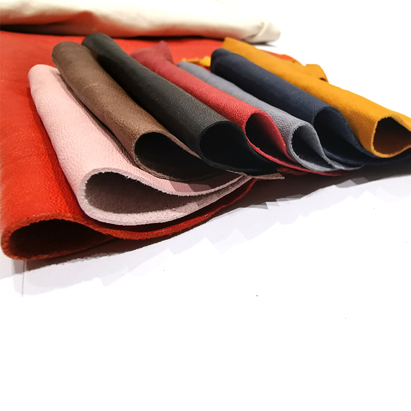 Whole vegetable Tanning Sheepskin leather Grain Color can be customized full grain environmental protection  Free shipping