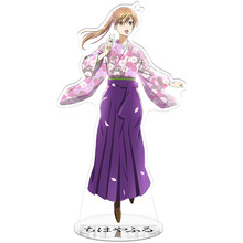 Chihayafuru Ayase Anime Toys Double Sided Action Figures Toy High Quality Anime Collection Toys 21cm