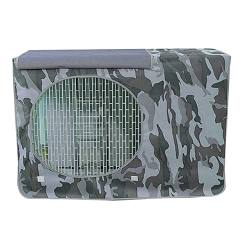 Pokrywa klimatyzatora przeciwpyłowa zewnętrzna wodoodporna osłona przeciwpyłowa jednostka klimatyzatora osłona przeciwsłoneczna ochrona przeciwpyłowa osłona tkaniny tanie i dobre opinie CN (pochodzenie) Poliester bawełna PRINTED Nowoczesne