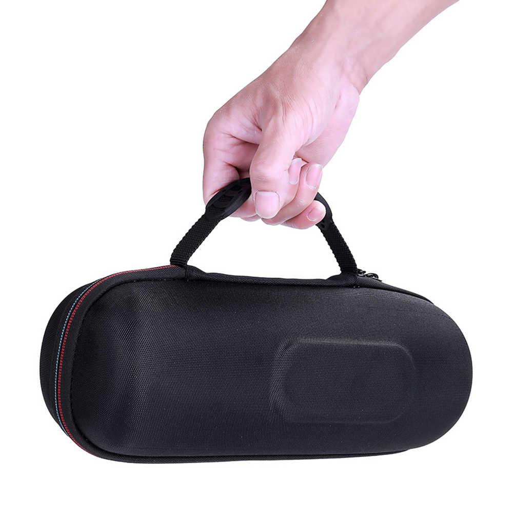 2 で 1 ハード EVA ジッパーキャリーケース収納ボックスバッグ + JBL ための充電 3 Bluetooth スピーカー jbl Charge3 列