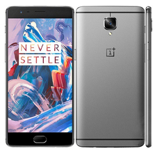 New Unlock Original Global version Oneplus 3T A3003 Android Smartphone 5.5