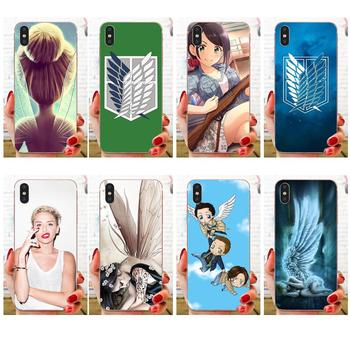 Sweet Tinker-bell Soft TPU Hot Selling For HTC Desire 530 626 628 630 816 820 830 One A9 M7 M8 M9 M10 E9 U11 U12 Life Plus image