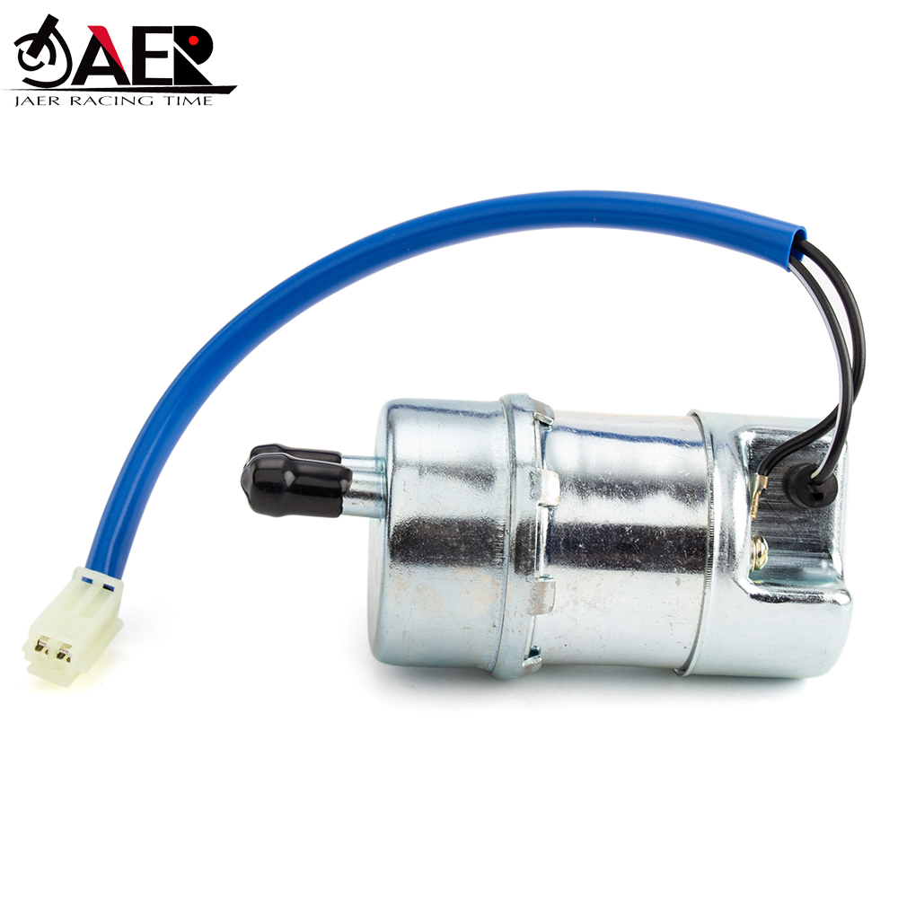 JAER Motorcycle Fuel Pump for Suzuki VL1500 Intruder 1998-2004 AN250 <font><b>AN400</b></font> Burgman 250 400 1999-2002 15100-10F00-000 image