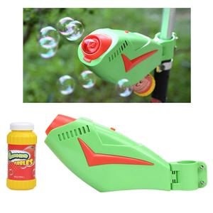 Elektryczna maszyna do baniek mydlanych rower skuter na świeżym powietrzu dmuchanie bańki mydlane dla dzieci trawnik grać klasyczne zabawki