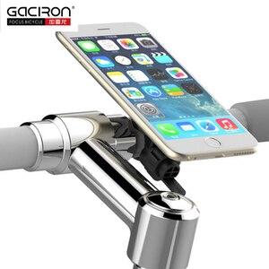 Универсальный мобильный телефон Gaciron, велосипедные аксессуары, подставка для телефона, велосипедный держатель на руль для iPhone 6 6s 7 plus