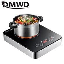 DMWD, электрическая плита, мультиварка, Индукционная мини-плита, горячий горшок, кофейная водонагревательная плита, плита, энергосберегающая, для приготовления пищи