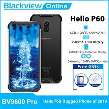 Blackview BV9600 Pro Helio P60 IP68 Wasserdichte Robuste Smartphone 6.21