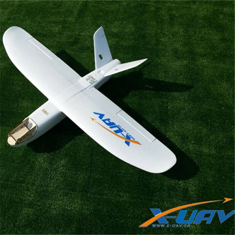 RC Aircraft X-uav Mini Talon EPO 1300mm Wingspan V-tail FPV RC Model Machine Radio Control Airplane Aircraft Kit/PNP Version image