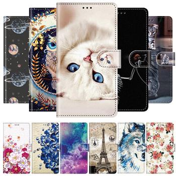 Skórzane etui z klapką do Samsung M31S M21 M30S M40S pokrywa etui na karty do Samsung M01 A01 rdzeń M30 M20 M10 M31 przypadki portfel PU tanie i dobre opinie CN (pochodzenie) Flip Case Wallet Case Leather Case Book Case Kicksatnd Case For Samsung Galaxy M21 M31 M31S M30 M40S Cover