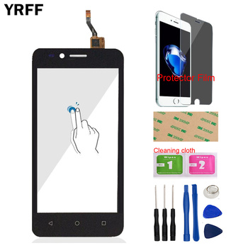 3g 3G Touch Screen For Huawei 3G Y3 II LUA-L03 LUA-L21 LUA-L23 3G Touch Screen Touch Digitizer Panel Front Glass Protector Film