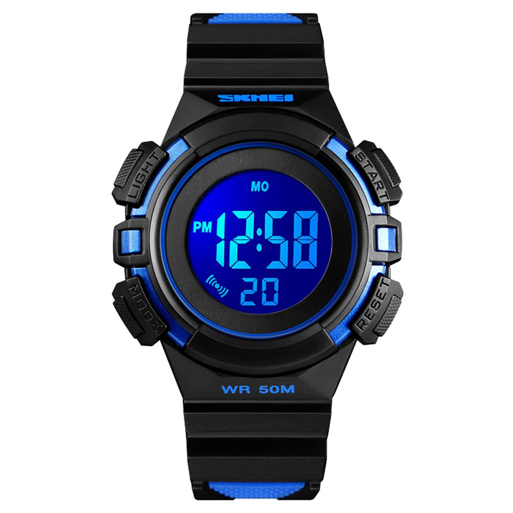 Digital Sports Watches Kids Gift For Age 4-12 Years Old Waterproof Swimming Frozen Sports Watch Boys Girls Led Digital Hot Sale