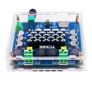 Image 5 - XH A105 Bluetooth 5.0 TDA7498 אלחוטי דיגיטלי מגבר כוח סטריאו אודיו לוח 2x100W מגבר amplificador תמיכת TF כרטיס AUX
