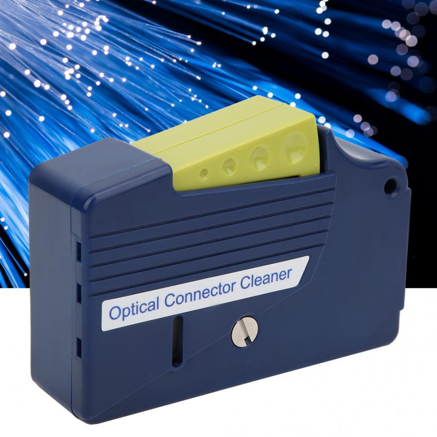 US Stock Fiber Optic Cleaning Casette
