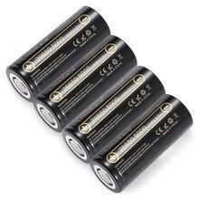 Image 5 - 2020 HK LiitoKala Lii 50A 26650 5000mah 26650 50A ليثيوم أيون 3.7 فولت بطارية قابلة للشحن لمصباح يدوي 20A التعبئة الجديدة