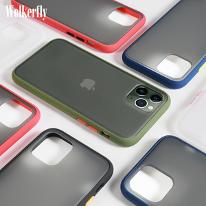 Matte Armor Case For Oneplus 6