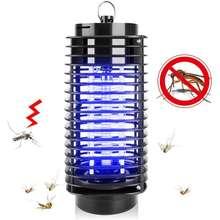 Электрическая ловушка для насекомых Отпугиватель комаров и домашний