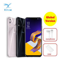 Versión Global ASUS Zenfone 5 ZE620KL 4GB RAM 64GB ROM teléfono móvil de 6,2 pulgadas 19:9 FHD + Android 8,0 12MP + 8MP NFC 3300mAh