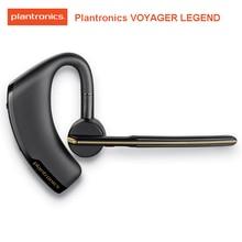 ต้นฉบับ Plantronics VOYAGER LEGEND ชุดหูฟังไร้สายบลูทูธแฟชั่นหูฟังควบคุมเสียงอัจฉริยะสำหรับ Xiaomi