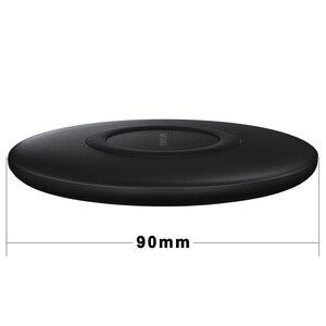 Image 5 - SAMSUNG EP P1100 S10 Fast QI Wireless Charger 10วัตต์สำหรับGalaxy S10 Pixel 3 4 XLสำหรับSONY Xperia Z3V Z4V XZ 2 3