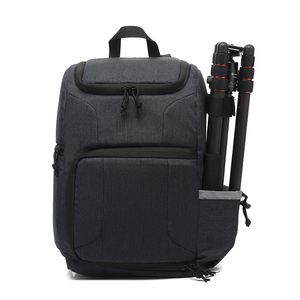 Image 2 - Mochila multifuncional à prova d água, bolsa para câmera, mochila portátil, grande capacidade, para fotografia externa
