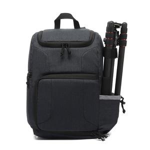 Image 2 - Multi functional Waterproof Camera Bag Backpack Knapsack Large Capacity Portable Travel Camera Backpack for Outside Photography