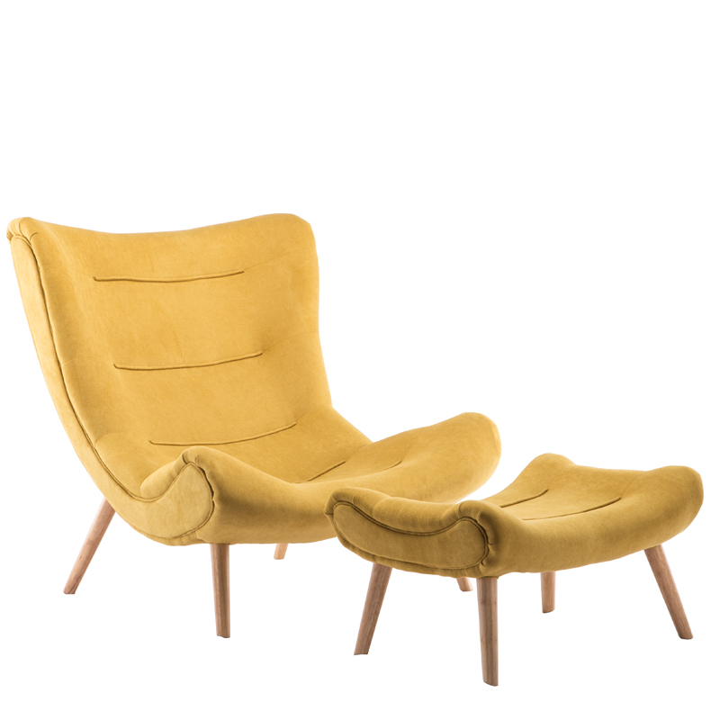 Modern Simple Nordic Snail Chair Tiger Chair Leisure Fabric Lazy Lift Chair Bedroom Balcony Single Sofa Chair