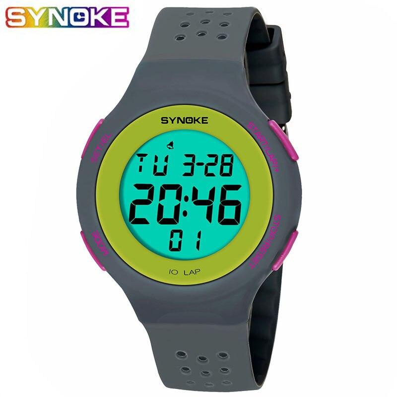 2019 Sale Fashion Digital Luxury Couple Watch Waterproof Watch Wrist Electronic Led Men Waterproof Men's Fitness Sport Watches